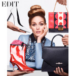 Olivia Palermo For Net-A-Porter's The EDIT