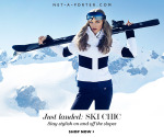 NET-A-SPORTER Launches Winter Sports and Ski