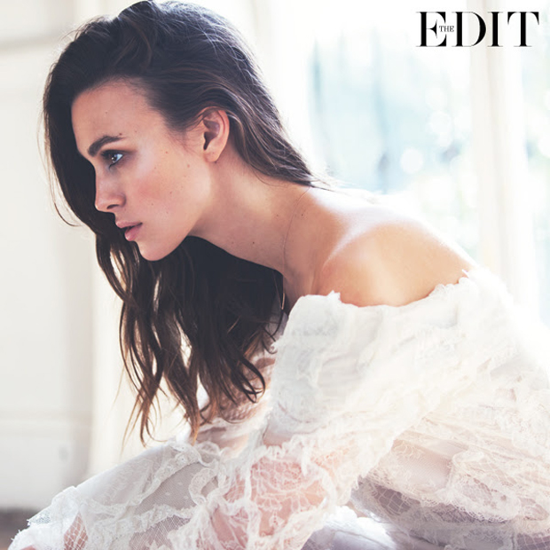Keira Knightley for The EDIT