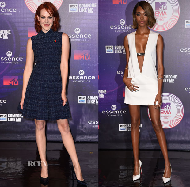 2014 MTV EMAs Red Carpet Roundup 2