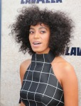 Solange Knowles in Josh Goot