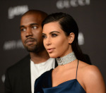 Kim Kardashian in Cushnie et Ochs