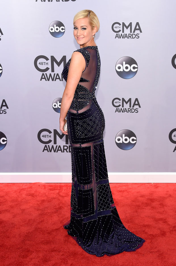 Kellie Pickler 2014 Cma Awards Red Carpet Fashion Awards