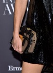 Jennifer Connelly's Louis Vuitton clutch