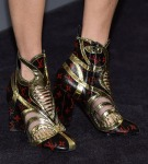 Jennifer Connelly's Louis Vuitton booties