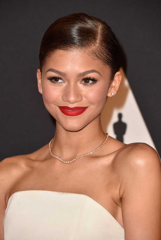 Zendaya Coleman Academy Of Motion Picture Arts And