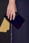 Felicity Jones' Edie Parker clutch