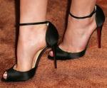 Kiernan Shipka's Christian Louboutin sandals