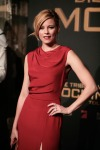 Elizabeth Banks in Saint Laurent