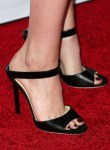 Kristen Stewart's Jimmy Choo sandals