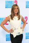 Jennifer Aniston in Bouchra Jarrar