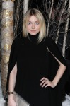 Dakota Fanning In Saint Laurent