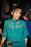 Ashley Madekwe in Elie Saab