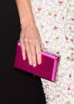 Hilary Swank's Judith Leiber Couture clutch