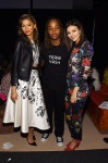 Zendaya Coleman in Nha Khanh and Victoria Justice in Alice + Olivia