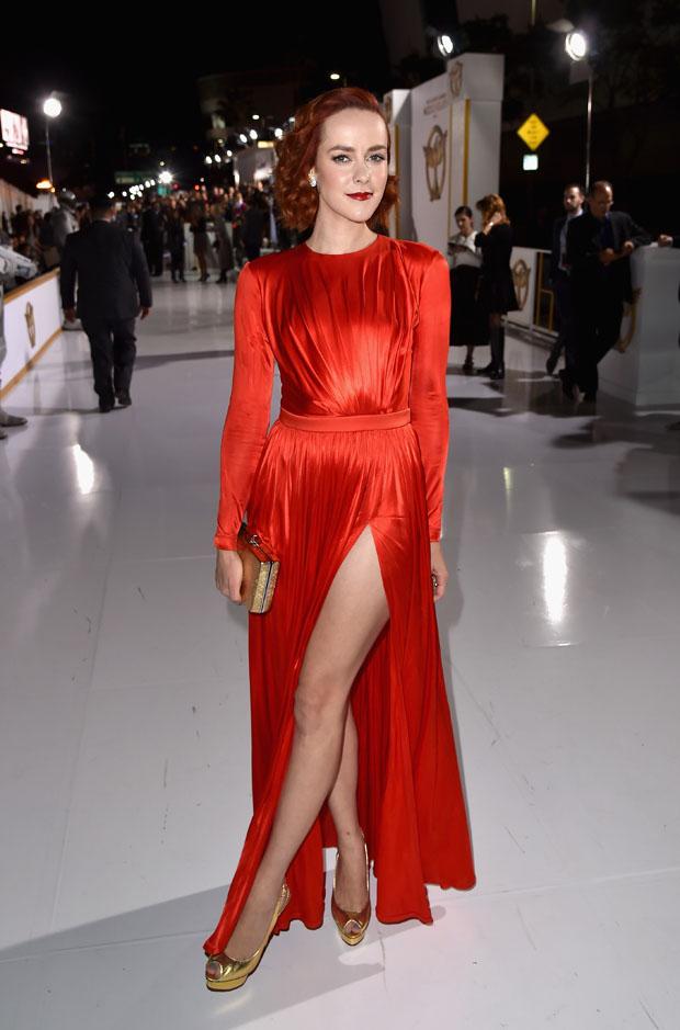Jena Malone The Hunger Games Mockingjay Part 1 La
