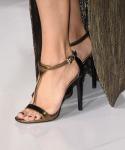 Jessica Simpson's Prada sandals