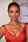 Meta Golding in Rani Zakhem Couture