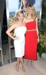 Reese Witherspoon in Zac Posen and Laura Dern in SAFiYAA