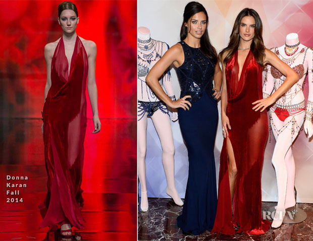 Adriana Lima and Alessandra Ambrosio Unveiled Their