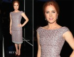 Amy Adams In Christian Dior - 2014 Hollywood Film Awards