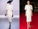 Angelina Jolie In Ralph & Russo - 'Unbroken' London Premiere