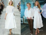 Blake Lively In Michael Kors - Martha Stewart American Made Summit