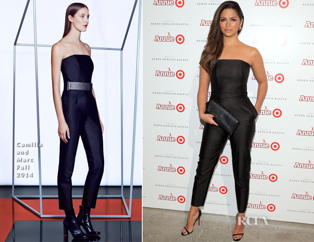 Camila Alves In Camilla and Marc - 'Annie' For Target Launch Event