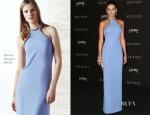 Camilla Belle In Gucci - 2014 LACMA Art + Film Gala