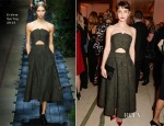 Carey Mulligan In Erdem - Harper's Bazaar Women of the Year Awards