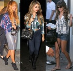 Celebrities Love...Rails Plaid Shirts