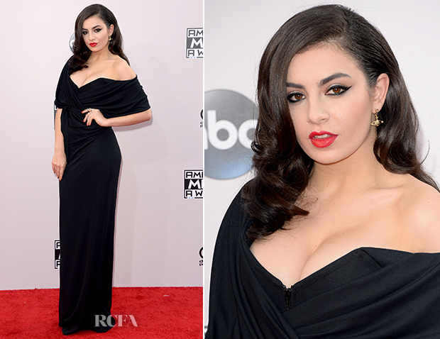 Charli XCX In Vivienne Westwood - 2014 American Music Awards