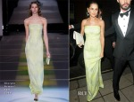 Cheryl Fernandez-Versini In Giorgio Armani - The Katie Piper Foundation Ball