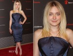 Dakota Fanning In Zac Posen - 2nd annual Save the Children Illumination Gala