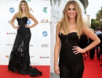 Delta Goodrem In Steven Khalil - 2014 ARIA Awards