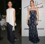Dita von Teese, Dianna Agron, Olivia Palermo & Emily Van Camp Attend The House Of Herrera Gala 2