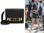 Emmy Rossum's A.L.C. Small Davenport Crossbody