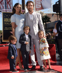 Matthew McConaughey Honored On The Hollywood Walk Of Fame