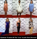 Who Was Your Best Dressed At The Glamour Women Of The Year Awards?