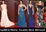 Golden Horse Awards best dressed