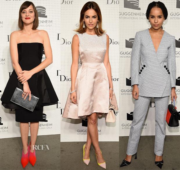 Guggenheim International Gala Pre-Party Presented by Dior