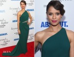 Gugu Mbatha-Raw In Lanvin - 'Beyond The Lights' New York Premiere