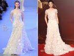 Gwei Lun Mei In Elie Saab Couture - 2014 Golden Horse Awards