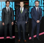 'Horrible Bosses 2' LA Premiere Menswear Roundup