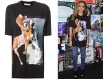 Jade Thirlwall's Givenchy Bambi Sequin Tee