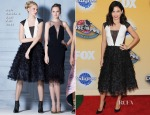 Jenna Dewan Tatum In Noir Sachin & Babi - FOX's Cause For Paws An All-Star Dog Spectacular