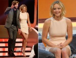 Jennifer Lawrence In 3.1 Phillip Lim - Wetten, dass..?