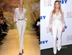 Jennifer Lopez In Zuhair Murad - 92nd Street Y Presents: Jennifer Lopez In Conversation With Hoda Kotb