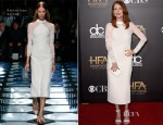 Julianne Moore In Balenciaga - 2014 Hollywood Film Awards
