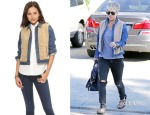Kaley Cuoco's Mother The Cabin Fever Jacket